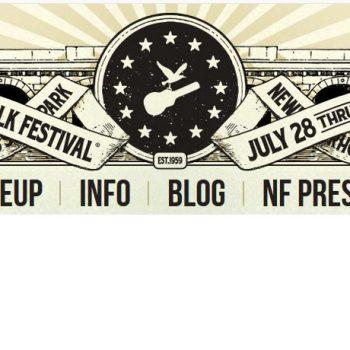newport folk-festival